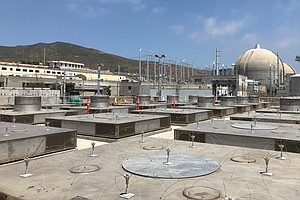 Photo for Nuclear Fuel Transfers At San Onofre Are Now Safe, Federal Regulators Say