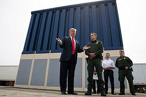 Photo for President Trump Threatens To Close Southern Border