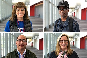 Four Undecided California Democrats Explain What They Wan...