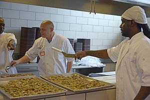 San Quentin Cooking Class Serves Up Chance For Better Fut...