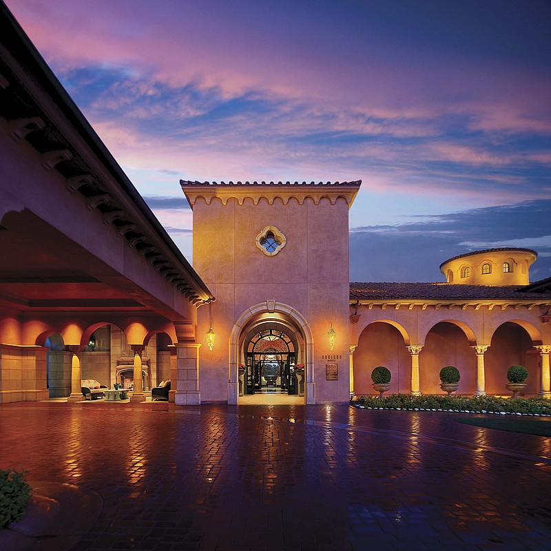 The Addison restaurant at the Fairmont Grand Del Mar is pictured in this unda...
