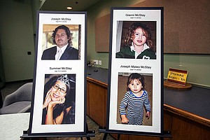 Photo for Riverside Man Convicted In McStay Family Murders