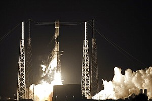 Photo for SpaceX To Launch Falcon 9 Rocket From Vandenberg Air Force Base