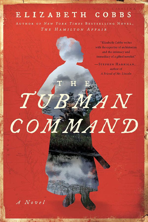 Cover of 'The Tubman Command' by Elizabeth Cobbs