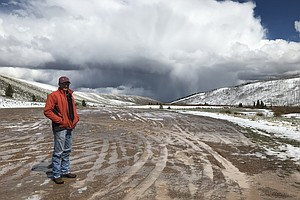 Dams Could Protect Ranchers From Climate Change's Drought...