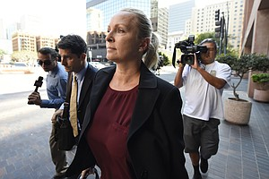 Photo for Margaret Hunter Sentencing For Campaign Fund Misuse Delayed Another Month