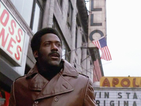 Richard Roundtree in Gordon Parks' 1971 film