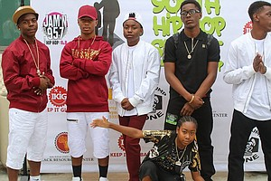 Hip-Hop Summit Connects San Diego Teens To College, Careers