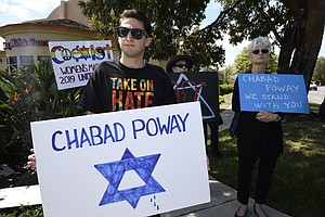 Photo for Search Warrant Cites Poway Synagogue Shooter's Hatred Of Judaism