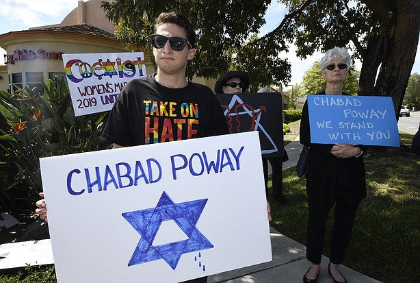Photo for Search Warrant Cites Poway Synagogue Shooter's Hatred Of ...