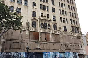 Abandoned California Theatre To Become A Massive Downtown...