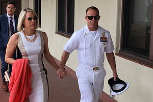 Photo for Prosecutor: Navy SEAL Bragged About Killing Captive In Iraq