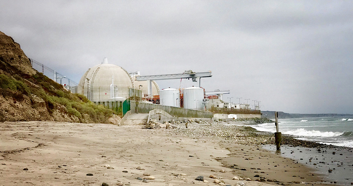 San Onofre One Step Closer to Deconstruction, But Critics Say It's Too Soon