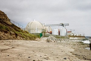 Photo for San Onofre One Step Closer To Deconstruction, But Critics Say It's Too Soon