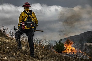 Controlled Burns Set At MCAS Miramar