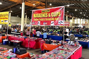 Del Mar Gun Shows Scheduled For Later This Year