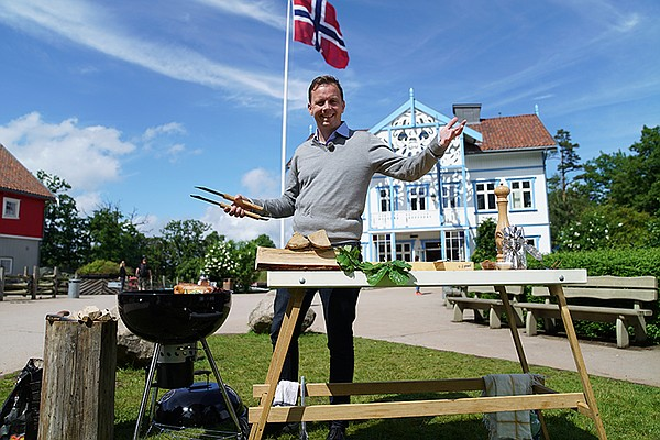 """On """"Southern Ways"""" Andreas visit the small town of Cardam..."""