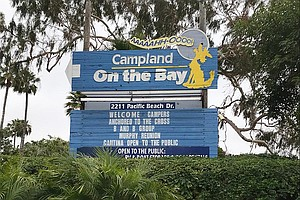 Photo for San Diego City Council Renews Campland's Lease, Approves Expansion Into De An...