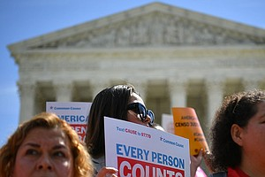 Photo for Trump Threatens Census Delay After Supreme Court Leaves Citizenship Question ...