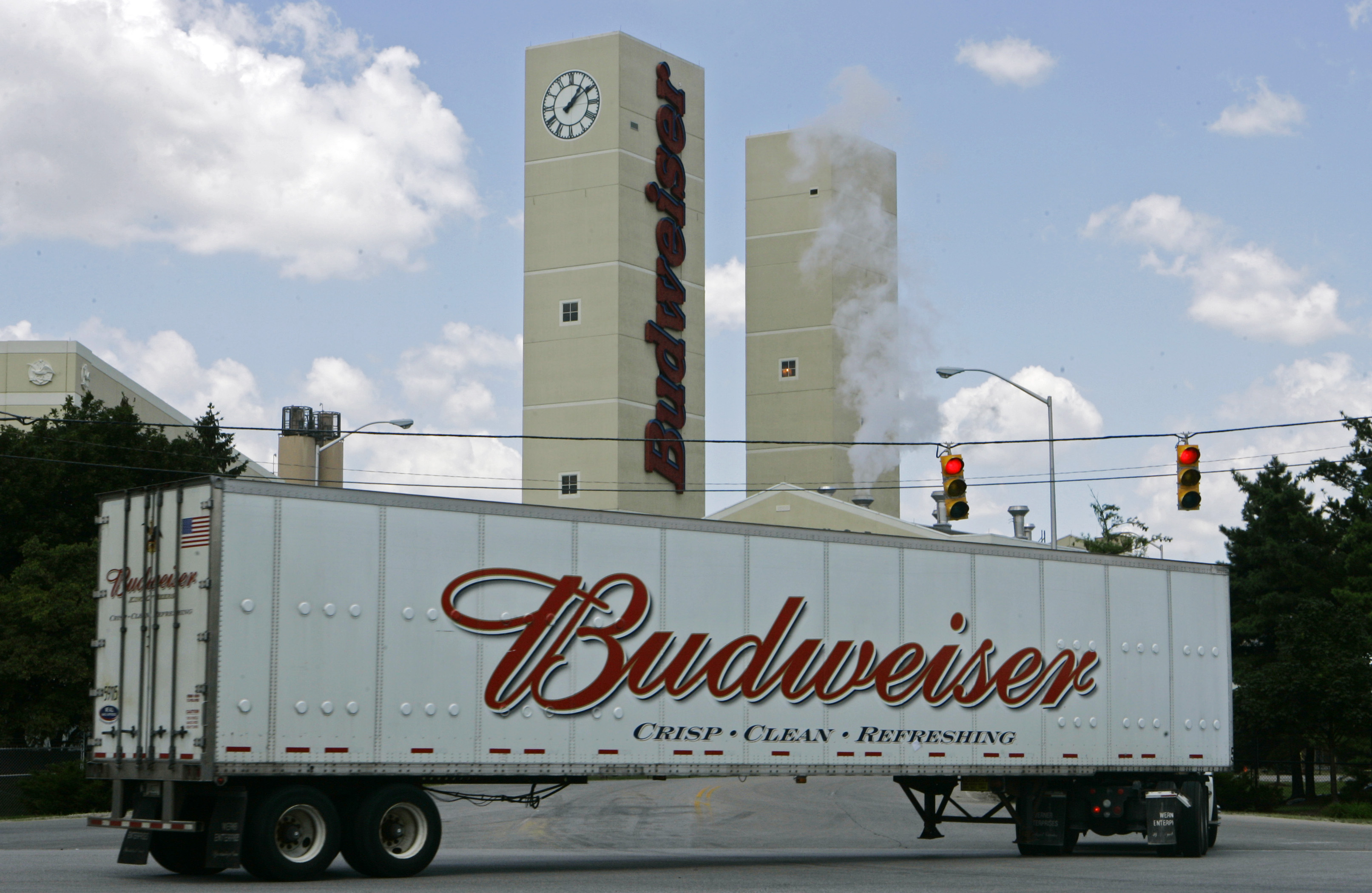 Air Resource Board Fines Anheuser Busch $500K For Pollution Violations