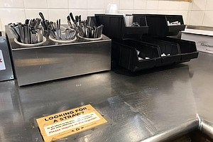 San Diego Restaurants Work To Comply With New Plastic Str...