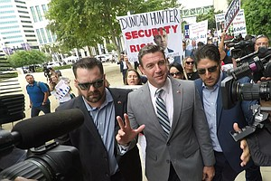Judge Refuses To Toss Duncan Hunter's Corruption Case