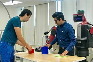 San Diego Researchers Using Robots To Target Parkinson's ...
