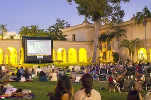 Photo for Summer 2019 Guide To Outdoor Movies In San Diego