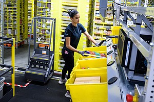 From The Warehouse To IT: Amazon Offering 100,000 Workers...