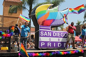 San Diego Pride Weekend To Kick Off With Spirit Of Stonew...