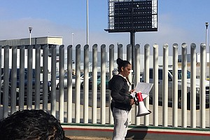 Photo for Biden Administration To Start Processing Asylum-Seekers Sent Back To Tijuana