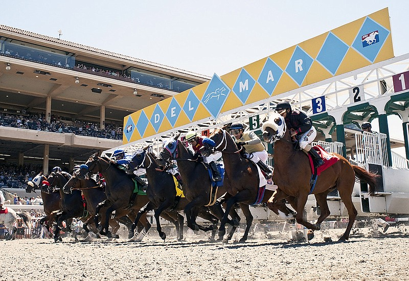 The Del Mar Thoroughbred Club's season kicks off,  July 17, 2014.