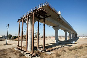 California Readies $1.6B High-Speed Rail Design Contract