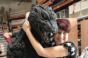 Comic-Con 50: Godzilla Is Coming!