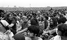 In Aug. 1969, half a million people journeyed t...