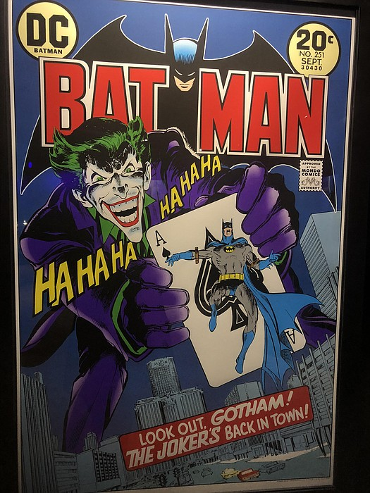 No Badge Needed For New Comic-Con Museum's Batman Experience