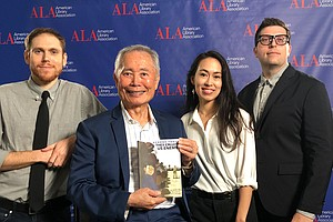 George Takei Speaking About New Graphic Novel, 'They Call...