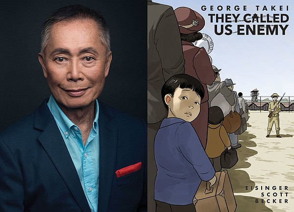 George Takei and his new graphic memoir