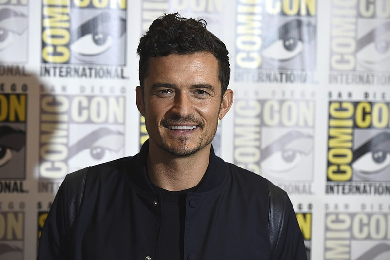 Orlando Bloom at the