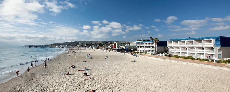 San Diego ads play up the region's natural beauty.