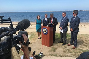 San Diego Congressional Reps Introduce Bills To Fight Tij...