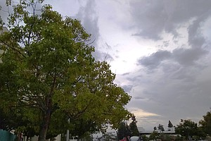 Thunderstorms Possible In San Diego County As Heat Wave C...