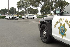CHP Reports 25 DUI Arrests In SD County for Holiday Weekend
