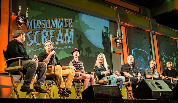 One of the panels at a previous MidsummerScream.