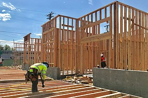 Photo for Report: City's Housing Program Working To Build More Affordable Housing