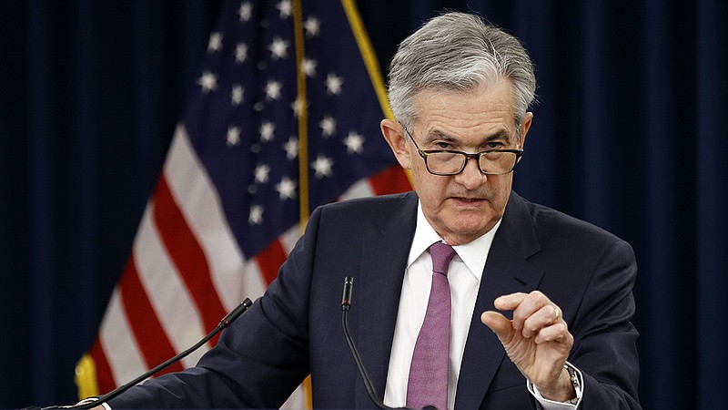 Federal Reserve Board Chairman Jerome Powell has been under pressure from Pre...