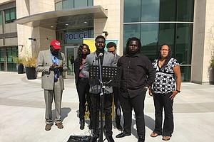 Photo for Alfred Olango's Family To Hold Candlelight Vigil Two Years After Fatal El Caj...