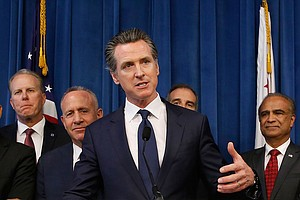 California Governor To Visit El Salvador To Talk Immigration