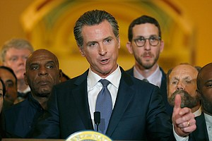 Gov. Newsom Wants To End Tax On Tampons, Diapers