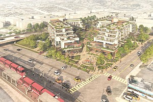 Photo for Mixed-Use Development Planned Near Future Clairemont Drive Trolley Station